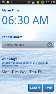 ZenAlarm Pro: Alarm & Sleep - screenshot