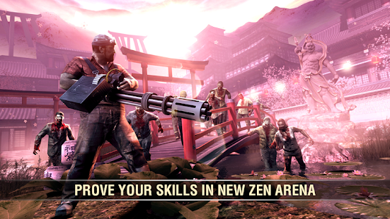 Game DEAD TRIGGER 2: ZOMBIE SHOOTER apk for kindle fire