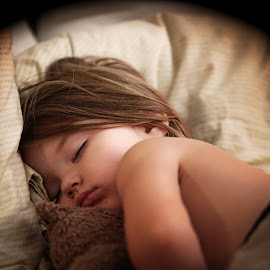 Sleeping Beauty by Denise Langevin - Babies & Children Children Candids ( child, children candids, child photography, children )