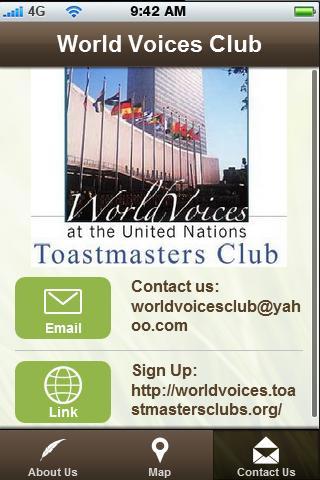World Voices Club
