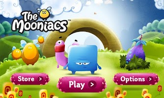 Screenshot of The Mooniacs