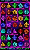 Screenshot of Slide a ... Jigsaw of Jewels !