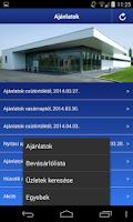 Screenshot of ALDI Magyarország