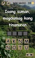Screenshot of Bugtong ni Juan