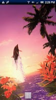 Screenshot of Tropical Ocean-Twilight