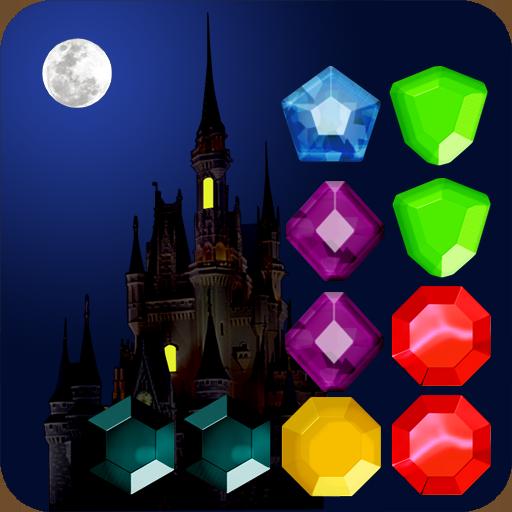 解謎App|宝石の洪水 LOGO-3C達人阿輝的APP