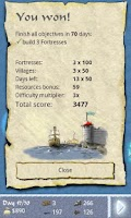 Screenshot of Sea Empire: Winter Lords