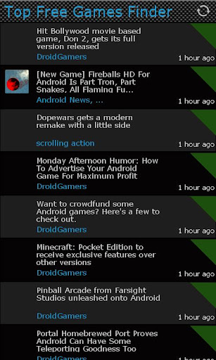 top-free-games-finder for android screenshot