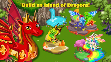 Screenshot of Dragon Story™