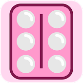 Download Lady Pill Reminder ® APK on PC