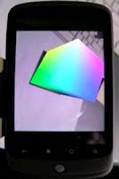 Screenshot of SSTT Simple Cube