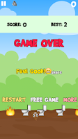 Screenshot of Flying Poo Flap