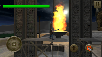 Screenshot of Fantasy Warrior 3D