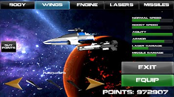 Screenshot of Conflict Orion Lite