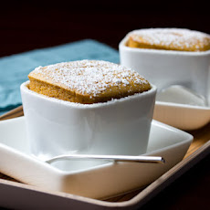 Sweet Potato Souffles