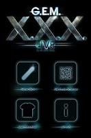 Screenshot of X.X.X. Live