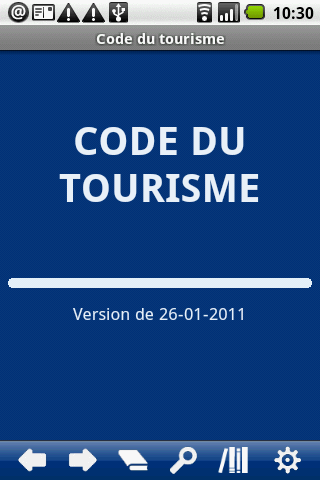 French Tourism Code