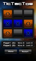 Screenshot of DI TicTacToe
