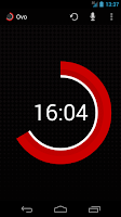 Screenshot of Ovo timer