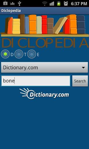 Diclopedia