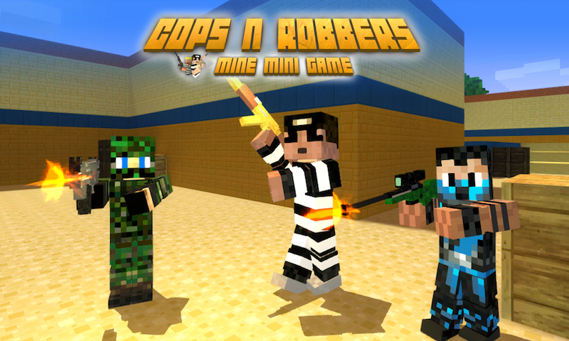 Cops N Robbers - FPS Screenshot 2