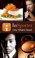 Screenshot of InSpotter