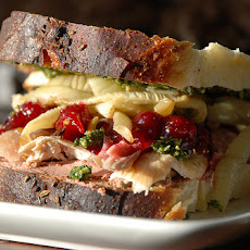 All-American Turkey & Apple Picnic Sandwich