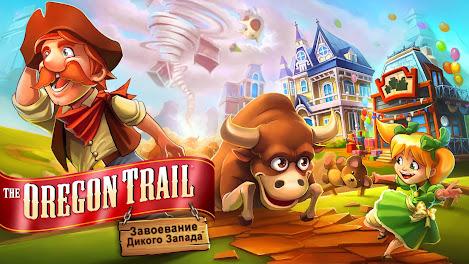 содержание приложения игра The Oregon Trail на Андроид