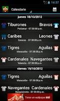 Screenshot of La Pizarra - Beisbol Total