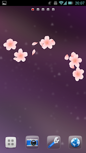 Cherry Blossom Petals - screenshot