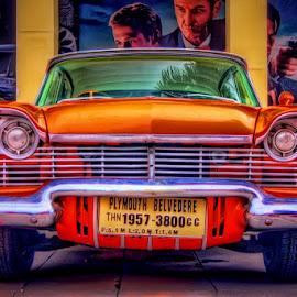 Oranye by Randi Pratama M - Transportation Automobiles ( car )