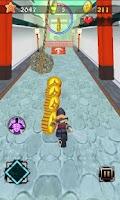 Screenshot of Ninja Killer: Zombies Run