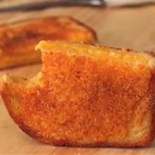 Inside-Out Grilled Cheese Sandwich