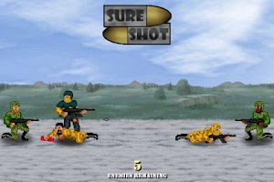Screenshot of Sure Shot