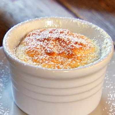 Lemon Souffle Pudding