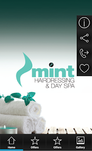 Mint Hairdressing and Day Spa - screenshot