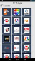Screenshot of Tv Turca