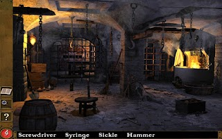 Screenshot of Frankenstein HD