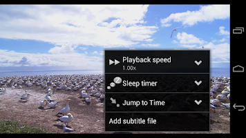 Screenshot of Video Player(HD Video, Media)