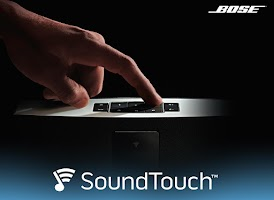 Screenshot of SoundTouch Controller