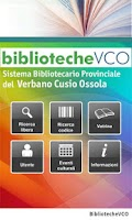 Screenshot of bibliotecheVCO