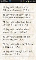 Screenshot of Ashabı Bedir