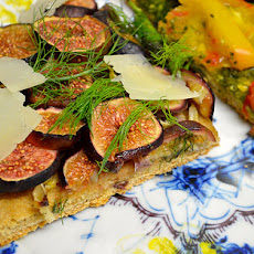 Fig And Fennel Flatbread