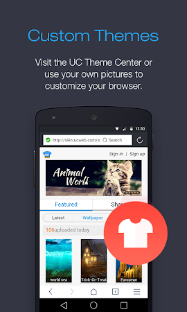 UC Browser for Internet.org 10.1.2 screenshot 201630