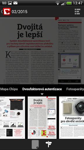Chip CZ - screenshot