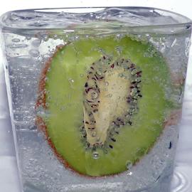 kiwi in the glass by LADOCKi Elvira - Food & Drink Fruits & Vegetables