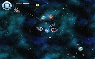 Screenshot of Galactic Lite