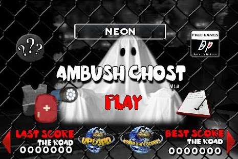 Ambush Ghost - screenshot