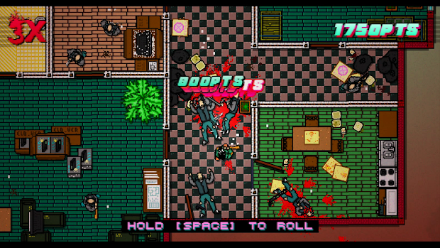 Dennaton announces level editor for Hotline Miami 2: Wrong Number