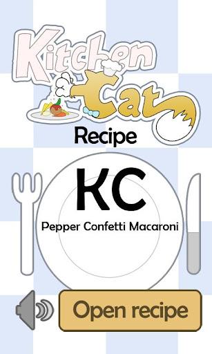 KC Pepper Confetti Macaroni